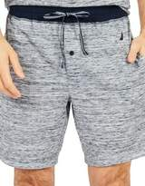 Nautica Space Dyed Sleep Shorts