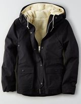 American Eagle AEO Hooded Short Parka
