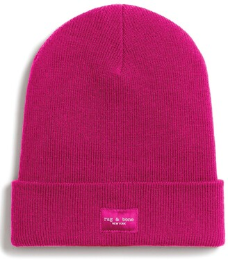 Rag & Bone Addison Merino Wool Beanie
