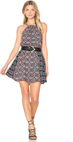 Raga Electric Nights Short Dress in Black. - size M (also in S,XS)