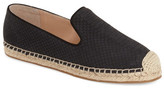 Vince Camuto Darma Shimmery Espadrille Flat