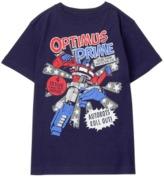 Crazy 8 Optimus Prime Tee