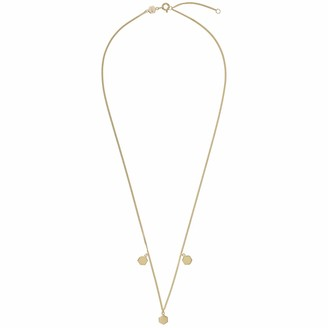 Cluse Women Gold Plated Pendant Necklace - CLJ21012