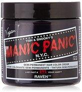 Old Glory Manic Panic - Raven Cream Hair Color 4 fl. oz