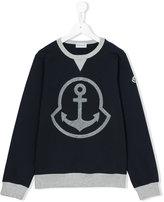 Moncler anchor sweatshirt