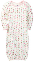 Vitamins Baby Flower Gown (Baby Girls)