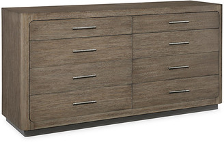 Caracole Fusion 8-Drawer Dresser - Ashen Oak