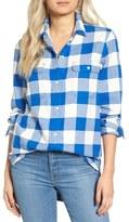 Madewell Women's Ex Boyfriend Shirt