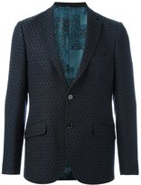 Etro jacquard blazer - men - Silk/Acetate/Viscose/Wool - 56