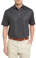 Peter Millar Men's Staffordshire Print Jersey Polo
