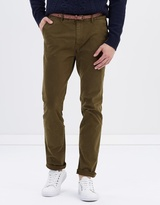 Scotch & Soda Garment Dyed Chinos