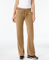 MICHAEL Michael Kors Velour Pull-On Pants