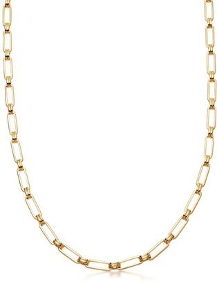 Missoma Aegis Gold Vermeil Necklace
