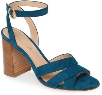 Gianvito Rossi Beya Ankle Strap Sandal