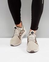Reebok Running Pump Plus Running Cage Sneakers In Beige BS8596