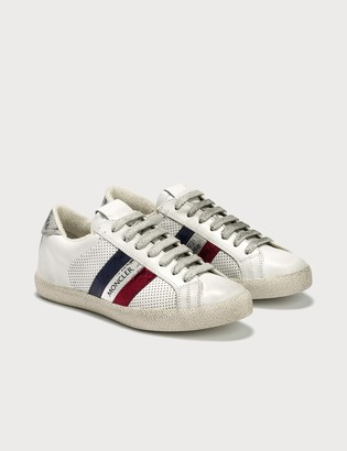 Moncler Perforated Leather Sneaker