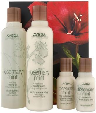 Aveda Rosemary Mint Invigorating Hair And Body Set