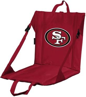 Logo Brands San Francisco 49ers Folding Stadium Seat