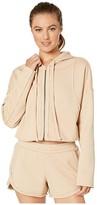 Alo Cruiser Crop Jacket (Black) Women's Clothing