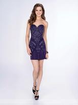 Mon Cheri Shorts by Mon Cheri - MCS21676 Dress