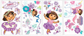 Nickelodeon Room Mates Dora The Explorer Enchanted Forest Adventures Wall Decal