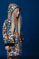 Rock Your Baby Vintage Patches Hoodie