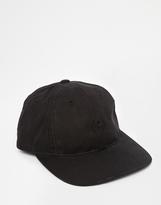Stussy Waxed Cap - Black