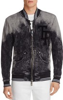 True Religion Varsity Bomber Jacket