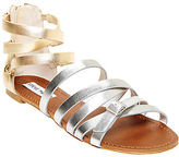 Steve Madden Worldly Faux Leather Sandals