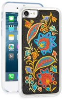 Zero Gravity Red Bohemia Iphone Case - Black