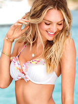 Victoria's Secret The Gorgeous Swim Collection Add-2-Cups Halter Top