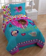 Disney Doc McStuffins Reversible Comforter