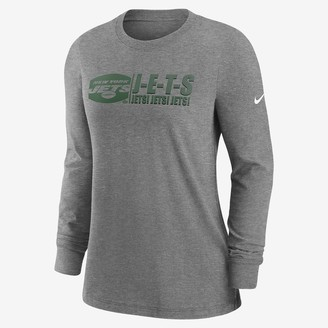 Nike Women's T-Shirt Logo (NFL Jets)