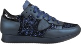 Philippe Model Tropez glitter sneakers
