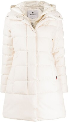 Woolrich Long Puffer Jacket