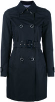 Herno belted trench coat - women - Cotton/Polyamide/Polyester/Modal - 42