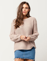 Amuse Society Braxton Womens Sweater