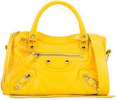 Balenciaga Mini Classic City Bag in Yellow | FWRD