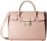 Furla Metropolis Medium Satchel Satchel Handbags