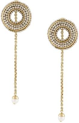 Ellery Melpomene drop earrings