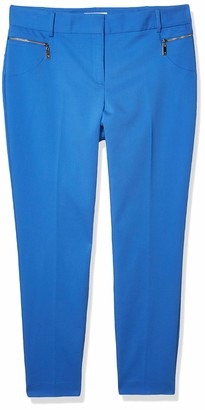 Chaus Women's Zipper Pocket Pant