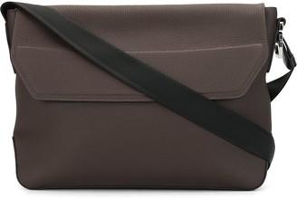 Hermes 2019 pre-owned City News messenger bag