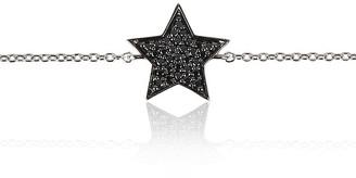 Alinka Jewellery Stasia Bracelet Black Diamonds