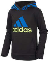 Adidas Classic Fleece Hooded Pullover