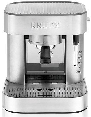 Krups XP602050 Espresso Maker, Automatic 19 Bar Pump