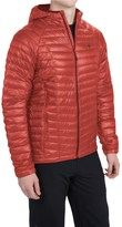 Mountain Hardwear Ghost Whisperer Q.Shield® Down Hooded Jacket - 800 Fill Power (For Men)