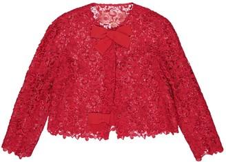 Giambattista Valli Red Jacket for Women