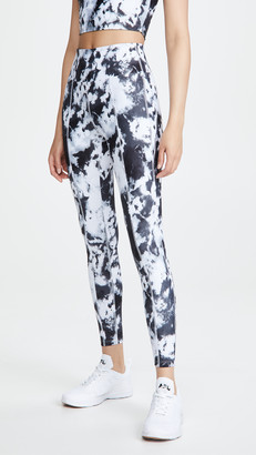 YEAR OF OURS Tie Dye Rocky Leggings