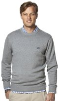 Chaps Men's Classic-Fit Solid Crewneck Sweater