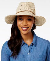 INC International Concepts Crochet Beaded Cowboy Hat, Only at Macy's